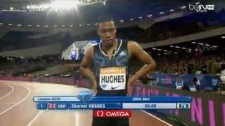 200m Men - Zharnel Hughes 20.05 (Diamond League-2015. London)
