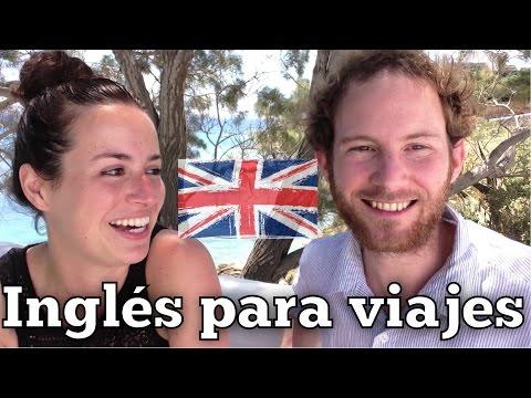 Aprende inglés online para viajes