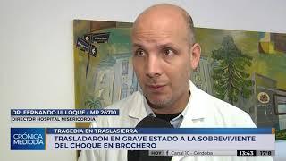 Accidente fatal en Cura Brochero: 3 muertos y un herido