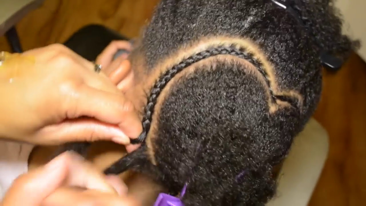 hair styles with box braids tnc 36 another braid tutorial 5597