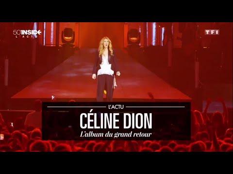 Celine Dion - 50 mn Inside (TF1 TV Special, August/Août 27 2016)
