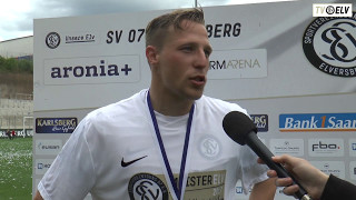 TV Elv // Nachschuss - Meisterschaft! SV Elversberg vs- FC Nöttingen 4:0