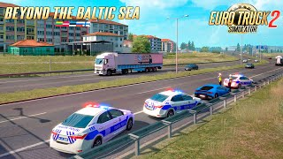 Едем на Черное Море DLC Road To The Black Sea ► Euro Truck Simulator 2 Multiplayer