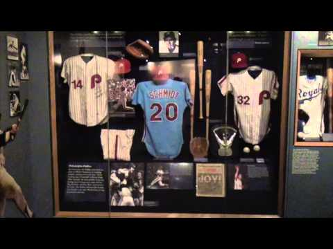 Baseball Hall of Fame - Cooperstown, NY