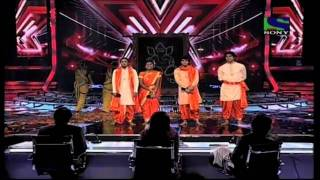 X Factor India - Nirmitee's cheerful performance on Bappa Morya Re- X Factor India - Episode 27 - 13th Aug 2011