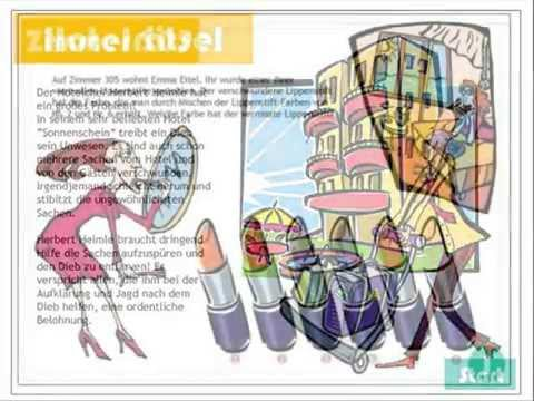 Kindergeburtstag Spiele Schatzsuche Das Hotelrätsel Für 4 6 Jahre