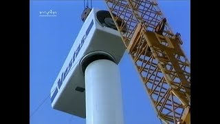 Report about Vestas V44 wind turbine from 1998