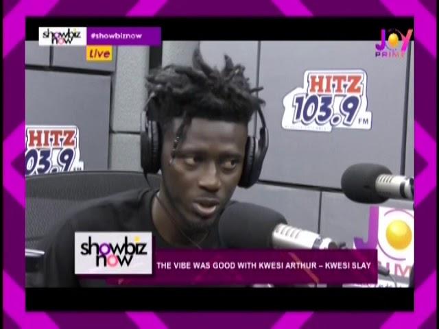 Showbiz Now on Joy Prime B (10-8-18)