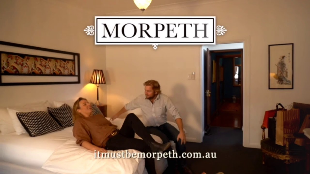 Morpeth's TV Campaign - 2020
