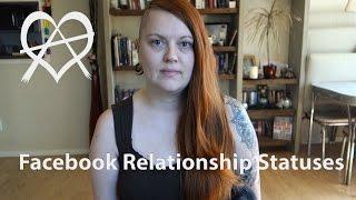Facebook Relationship Statuses