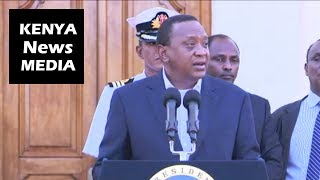 UHURU KENYATTA ON BENEFICIARIES OF INUA JAMII PROGRAMME!!!