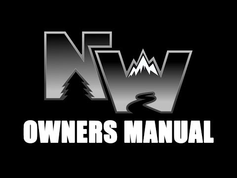 Owners Manual - Power Awnings