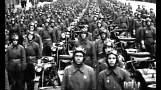 Страницы Великой Отечественной Войны (кинохроника, фотографии, песни)