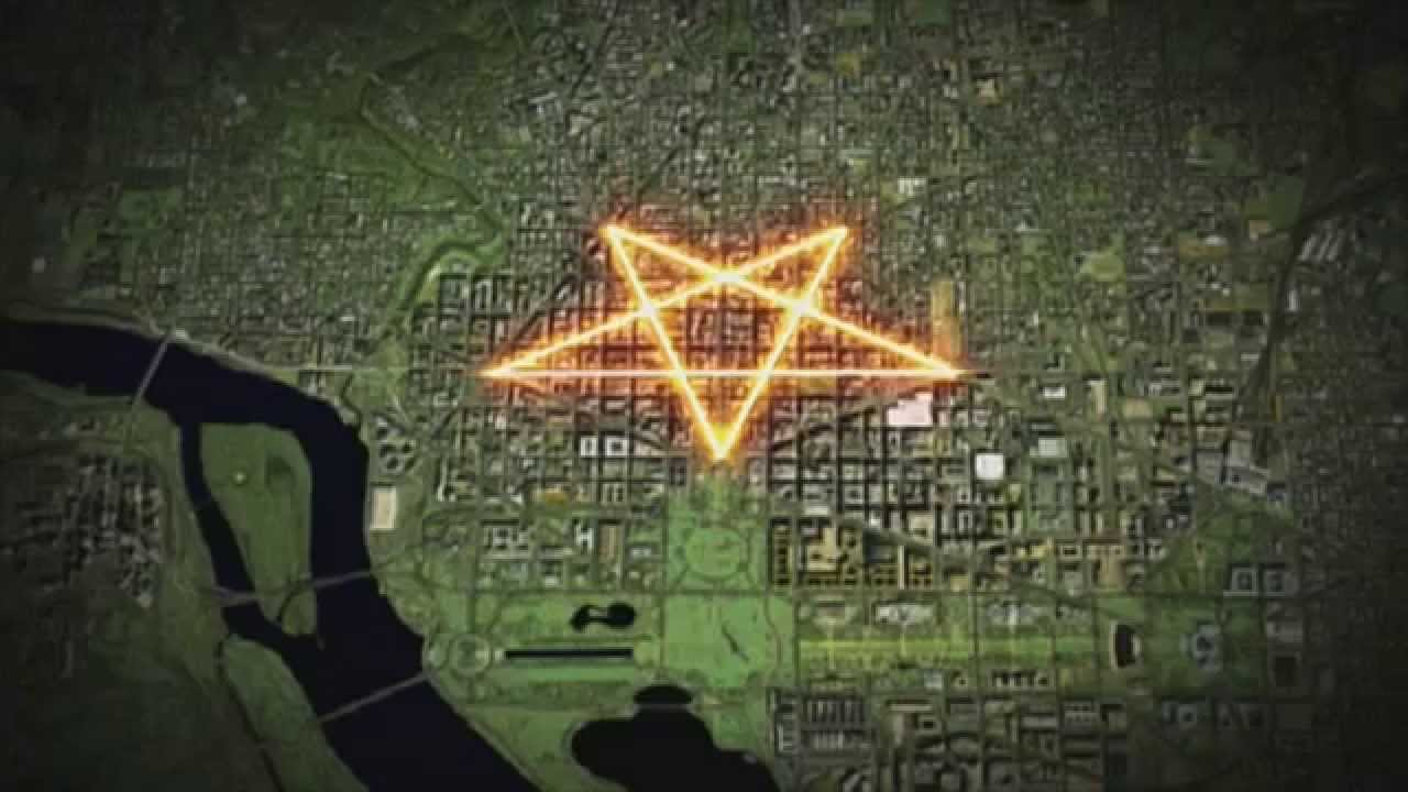 Why Are Inverted Pentagrams On Lds Mormon Temples Clip Statesmen