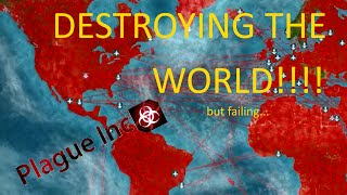 Plague Inc Evolved - EPIC FAIL!! #3
