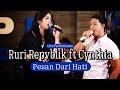 Download Mp3 Ruri Repvblik feat Cynthia - Pesan Dari Hati