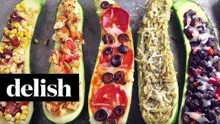 6 Brilliant Stuffed-Zucchini Recipes | Delish