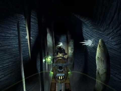 Bionicle the game- Pohatu Nuva gameplay [PC]