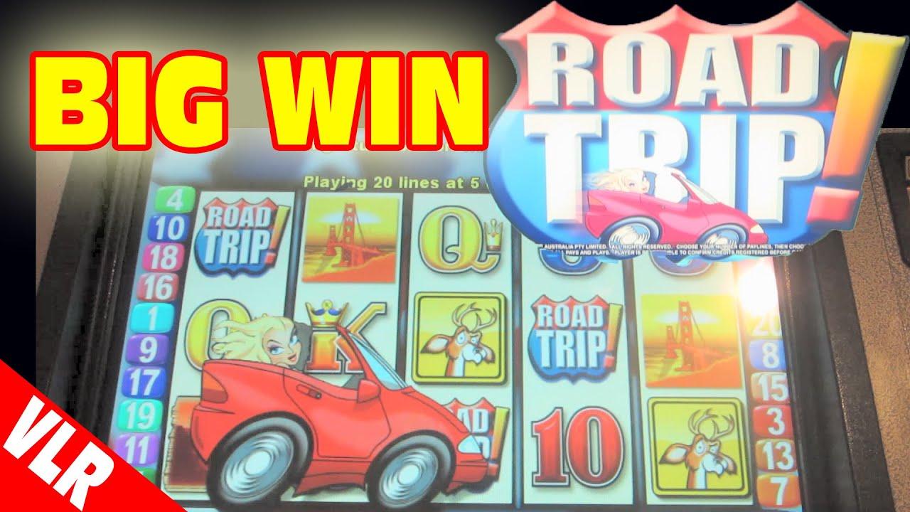 Road Trip Slot Machines