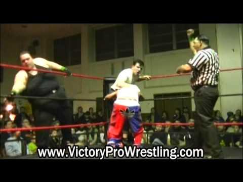 Da House Party vs BIG KOZ & Mr OA VictoryProWrestlingcom