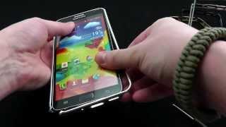 Обзор: Стильный алюминиевый металлический Бампер для Samsung Galaxy Note 3  | Электробум.com.ua