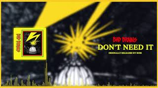Bad Brains - ROIR - 02 - Don't Need It