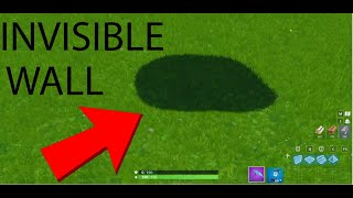 Moyen le plus facile d'obtenir INVISIBLE WALLS Fortnite Creative