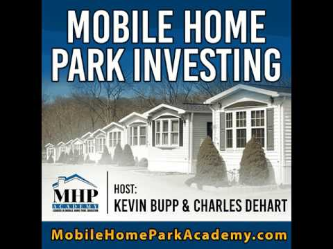 Ep #47: Flipping Mobile Home Parks for HUGE Profits - an Interview with Clinton Grim