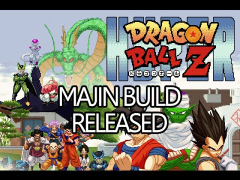 Hyper DBZ The Majin Build Announcement!