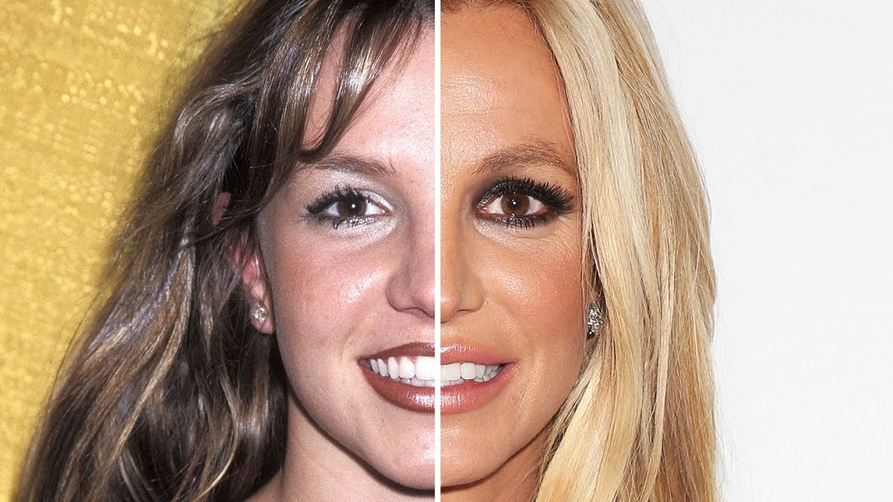 BRITNEY SPEARS: Before And After Plastic Surgey