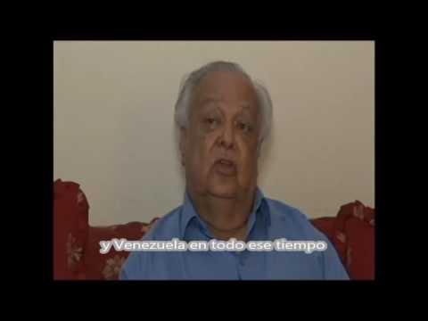 Shridath Rampal, Ex Canciller Guyana y Asesor caso Esequibo - Mayo 2016