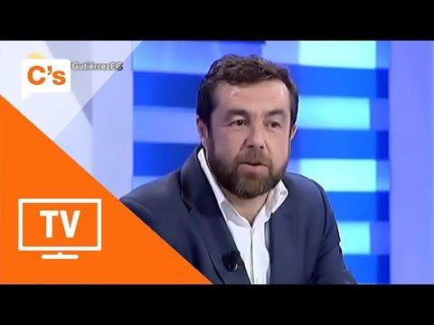 """Miguel Gutierrez. Entrevista en """"El Cascabel"""" en 13 TV"""