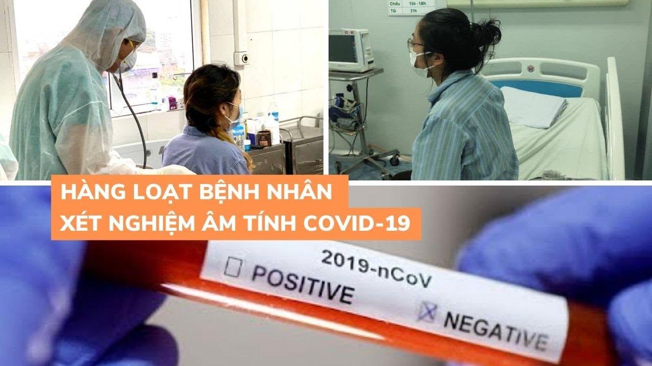 Bệnh nhân 17 âm tính lần 3 với virus corona, 3 bệnh nhân diễn biến nặng