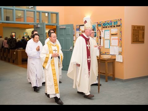 Ordination of Deacon Michael Tinh Thanh Tran