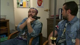 Video It's Always Sunny in Philadelphia - School Security download MP3, 3GP, MP4, WEBM, AVI, FLV November 2017