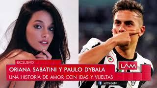 Romance confirmado: Oriana y Dybala ya no se esconden