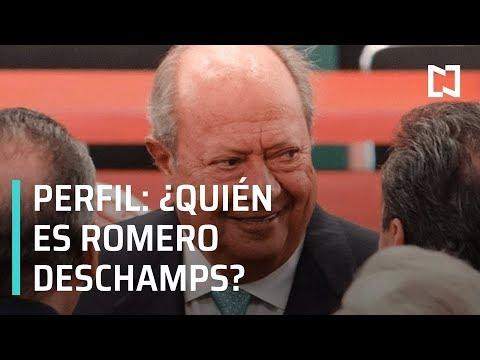 Perfil: ¿Quién es Carlos Romero Deschamps? - Despierta