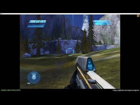 XQEMU Xbox Emulator - Halo: Combat Evolved Ingame! (5d4058d / Xbox-2.x-rebase - WIP)