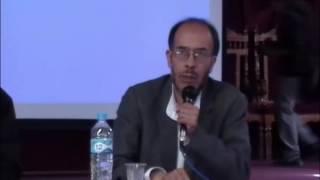 Conferencia de José Luis Saavedra en el IV Encuentro Andino 2013