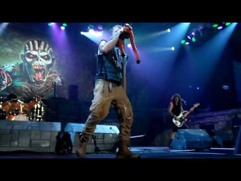 Iron Maiden - Death Or Glory live @ Cape Town, Grand West Casino 2016