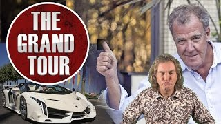 The Grand Tour fan made trailer for TV 2016