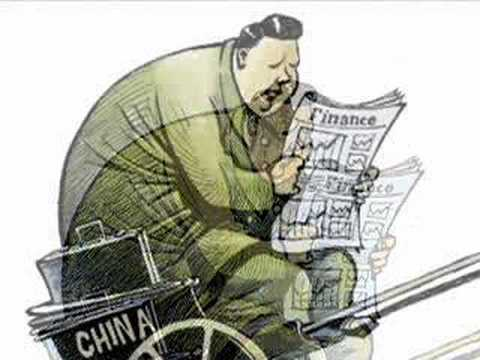 CHINESE BOOM ... Animated Editorial Cartoon