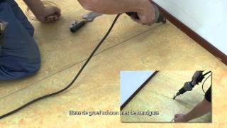 Marmoleum thermisch lassen | Forbo-Flooring.nl