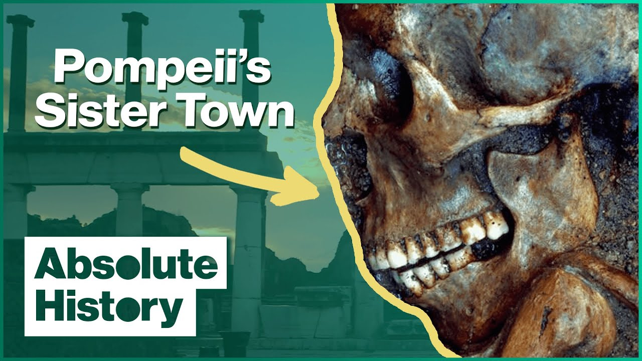 What Happened To Herculaneum? | The Other Pompeii | Absolute History