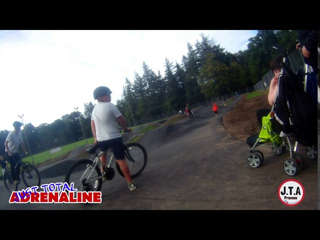 Hawick Community Pump Track - GoXtreme Vision 4K Ultra HD Action Came JTAPromos www.JTAPromos.net 2