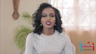 Addairre Esmie  Miss Ultra Charm International