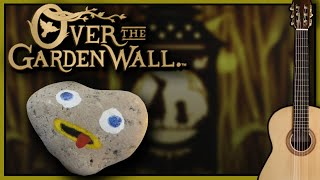 Over the Garden Wall - Into the Unknown (Classical guitar)
