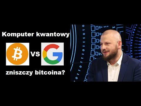 Bitcoin W Opałach. Google Szykuje Nam Kwantową Apokalipsę.