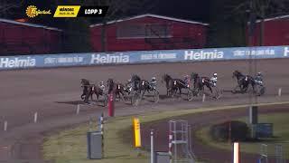 Vidéo de la course PMU PRIX COURSE 3