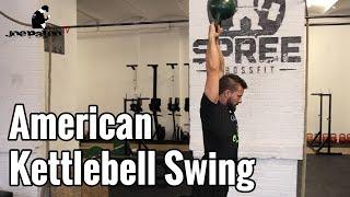 American Kettlebell Swing | Total unnötig!